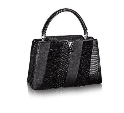 Louis Vuitton - Cappucines MM