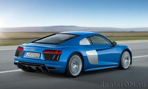 Суперкар Ауди R8 / Audi R8 второго поколения