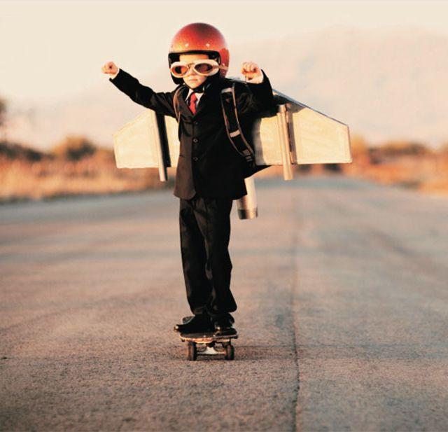 : Style, Rocket, Dream, Burberry Boy S, Boys, Jet Pack, Kids, Photo