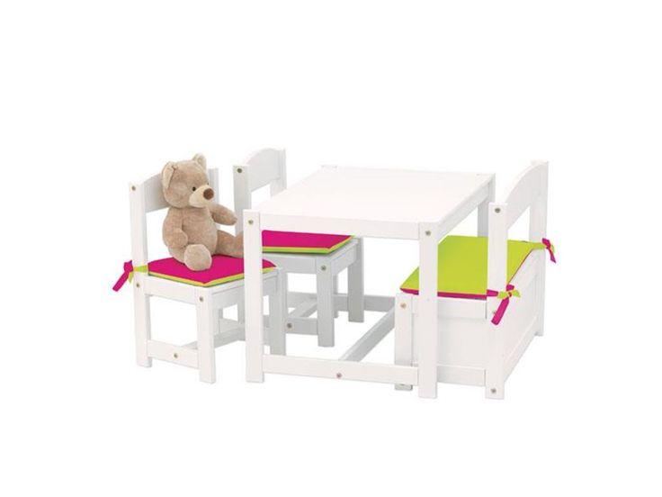17+ ide tentang Kinderstuhl Und Tisch di Pinterest Kindertisch - kleiner küchentisch mit 2 stühlen