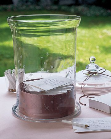 Guests Messages in a Jar