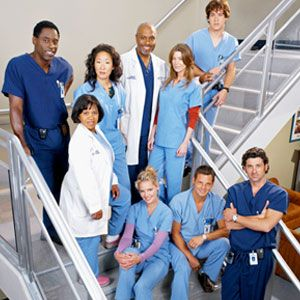 Grey's Anatomy March 27, 2005 – present // A drama centered on the personal and professional lives of five surgical interns and their supervisors. Stars: Ellen Pompeo, Sandra Oh, Justin Chambers
