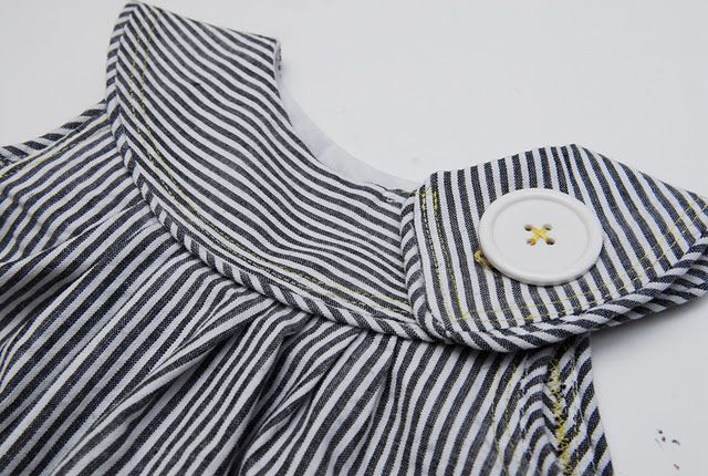 little girl's tunic tutorial from Shwin & Shwin