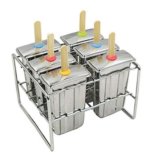 Stainless Steel Popsicle Mold Ice Molds Kitchen Utensils Specialty Tools   eBay