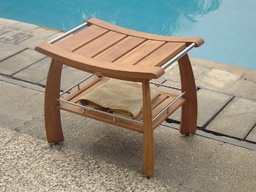 89 best teak shower benches images on pinterest backyard furniture