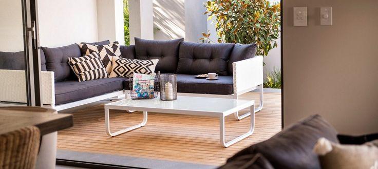 sentosa outdoor decking   APG Homes