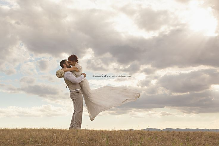 Wedding > vintage > bride and groom > posing