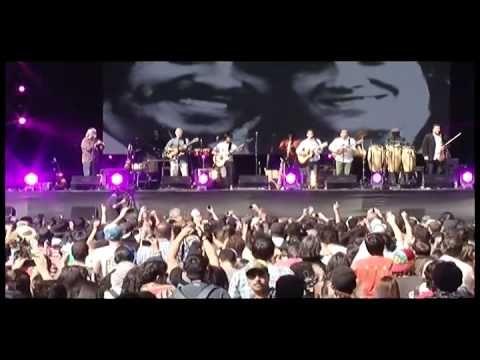 Inti Illimani Festival Lollapalooza Chile 2014