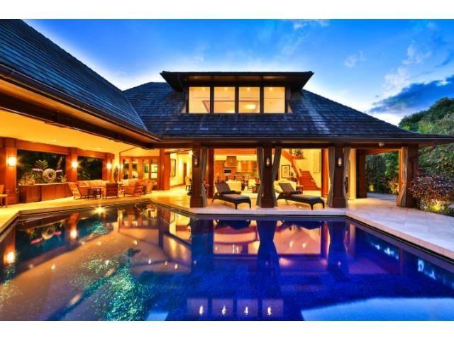 31 best beautiful pools images on pinterest beautiful for Pool design honolulu