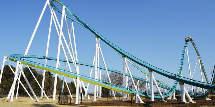 These 17 roller coasters have been named the best rides of 2017 Amusement Today is a monthly periodical featuring news on amusement parks and rides, but it's best known for handing out the Golden Ticket Awards. Each year, the Golden Ticket Awards ranks the best steel and wooden roller coasters out there.and more » #Business