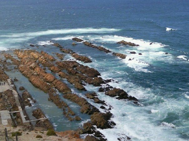 Tidal pool at The Point, Mossel Bay