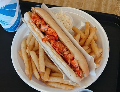 72 best classic american food images on pinterest american food lobster rolls lobster rollsconnecticutamerican foodrecipe ideasyummy forumfinder Gallery