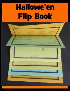 Hallowe'en Fun - a flip book.Just photocopy and you are ready to go!  Students fold on the dashed lines and they create their flip book.This book is all about Hallowe'en fun.  Includes:- word scramble- Jack-O'-Lantern fun- Spooky scene- Hallowe'en selfie- Hallowe'en maze- Hallowe'en jokes- Wendy the Good Witch's potion quest- Riding on the broom writing activity- Word SearchRequires:  Paper and coloring pencilsMakes a great addition to any Hallowe'en celebration.