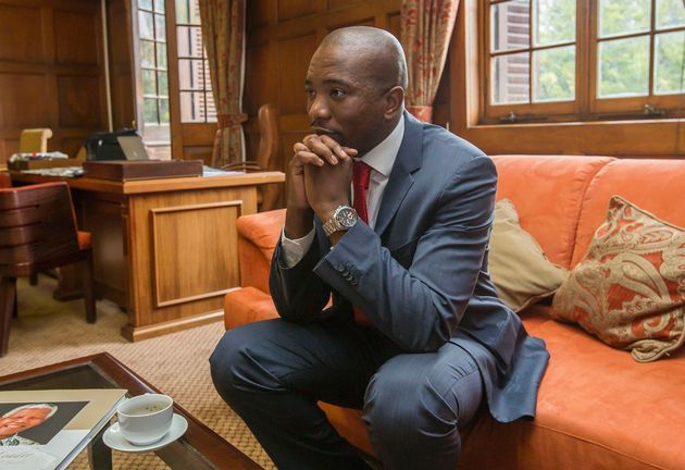 DA parliamentary leader Mmusi Maimane has accused the ANC of using race to discredit the DA.
