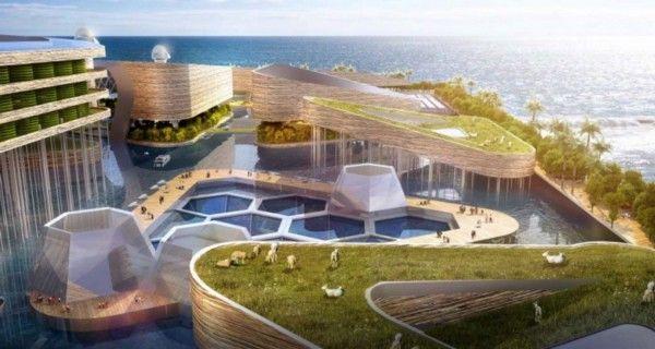 ARCHITECTURE AND DESIGN TRENDS — FLOATING ARCHITECTURE — Medium
