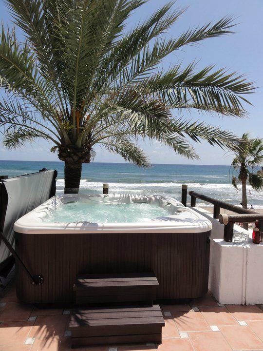11 best Hot Tub ideas images on Pinterest   Whirlpool bathtub ...