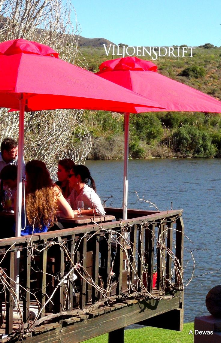 Viljoensdrift nestled on the banks the Breede River, in the Robertson Wine Valley