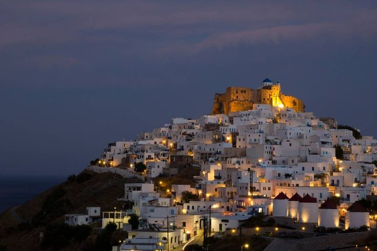 """They call her """"The Butterfly of The Aegean"""" and she will definitely make you bloom. Discover Astypalaia!"""