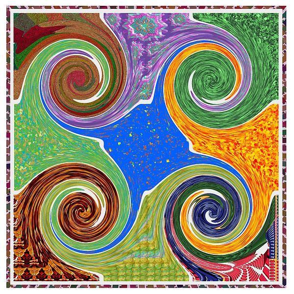 Cosmic Healing Energy Source Imagination Connection Tuning Faith Belief Mandala Chakra Reiki Karuna