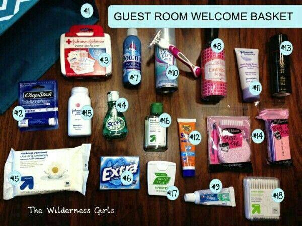 Best 25 Welcome T Basket Ideas On Pinterest Bridesmaid