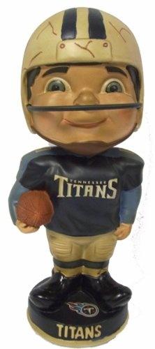 NFL Tennessee Titans Vintage Bobble
