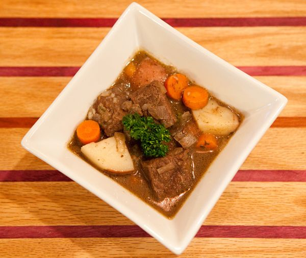 hearty alaska moose stew meat