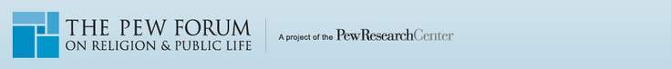 Pew Forum: Mormons in America Report, Executive Summary