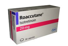 #Accutane®/Roaccutane®/Curatane® (isotretinoin) is a form of vitamin A that reduces the amount of oil released by glands in your skin to help your skin renew itself more quickly. It is usually prescribed after other acne medicines or antibiotics have been tried without successful treatment of symptoms.