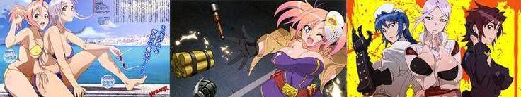 Anime-Saikou | Triage X VOSTFR BLURAY