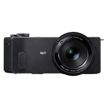 Sigma DP3 Quattro 29MP Black Digital Camera @ 22 % Off With FREE INSURANCE + 1 YEAR AUSTRALIAN WARRANTY. Order Now!!!!