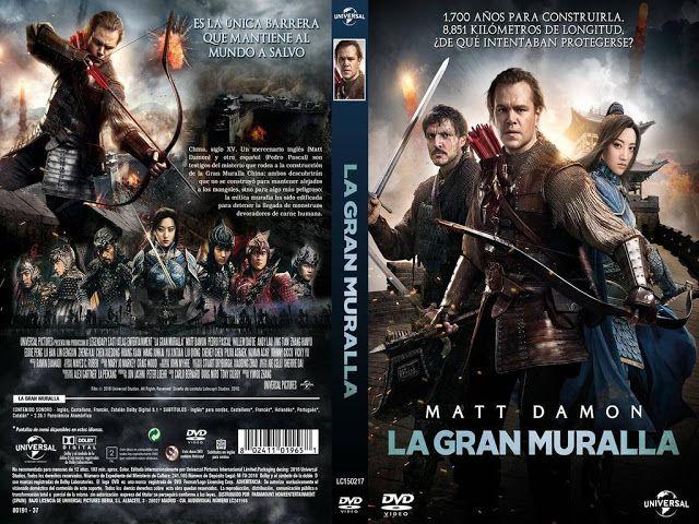 La Gran Muralla (2017) [MEGA] [DVDRip - 720p - 1080p] [Latino] - F*CK Descargas   Anime. Peliculas, Series,Software, Juegos, Música Y Más