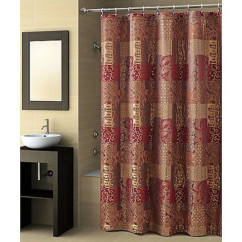 Croscill® Opulence 70 Inch X 72 Inch Shower Curtain