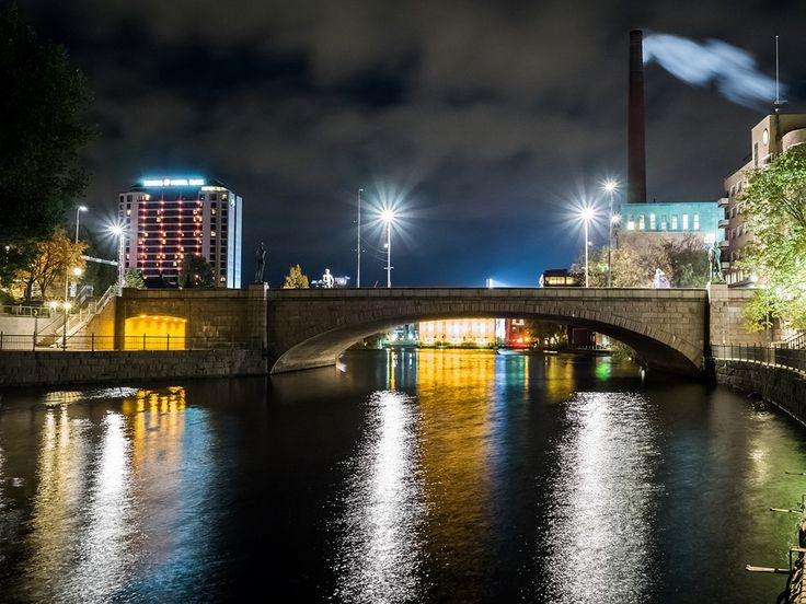 Evening City of Tampere, Finland: Micro Four Thirds Talk Forum: Digital Photography Review