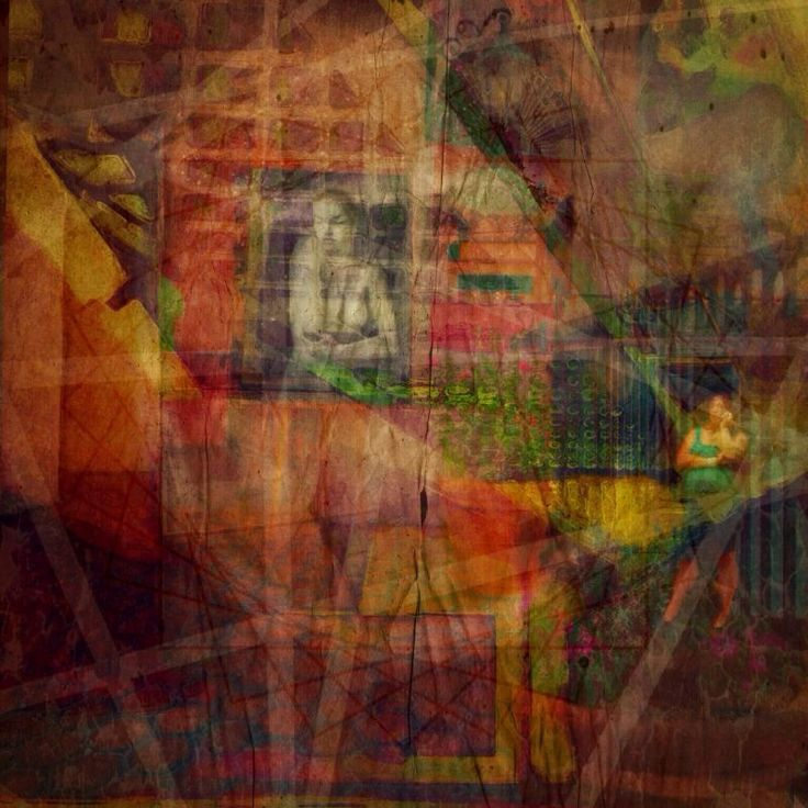 Fragments: The Space Between Years (iPhone 5, iPad 2) AMPt/NEM - Fragments by Barbara Coleman DuBois