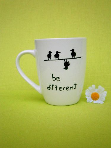 be different                                                                                                                                                                                 Mehr
