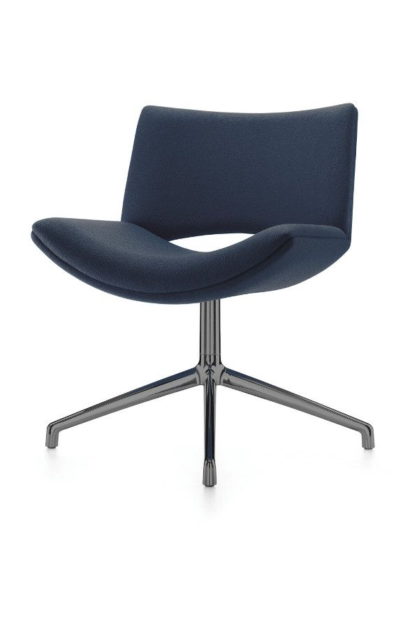 The stylish 6100 Series chair, part of the Blu Sky Collection, offers a high level of comfort and a modern aesthetic. Its striking appearance and sophisticated shape make it the ideal chair for lounge, reception and breakout areas. #6100Series #BluSky