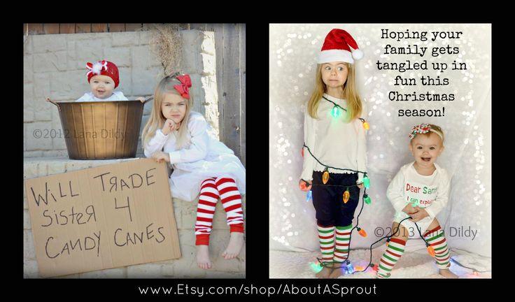 Christmas Card photo ideas Funny Christmas Card photography