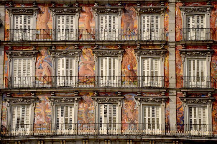 Casa de la Panadería. Plaza Mayor - Madrid