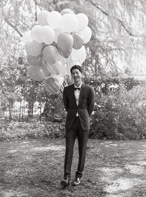 Song Joong Ki And Song Hye Kyo Release Gorgeous Wedding Photos   Soompi