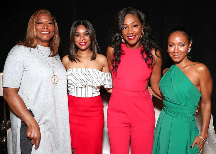 Queen Latifah, Regina Hall, Tiffany Haddish et Jada Pinkett Smith