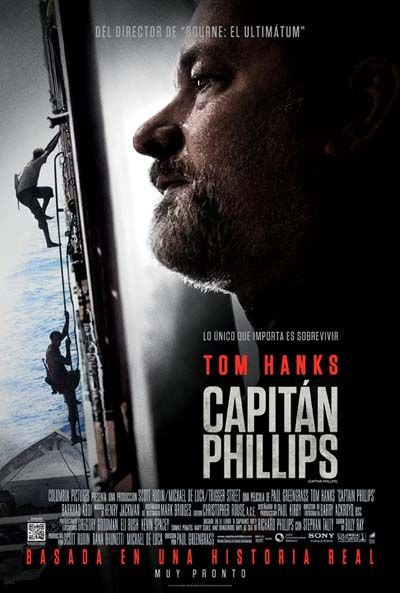 Capitan Phillips. Intense, but one of the best of the year.