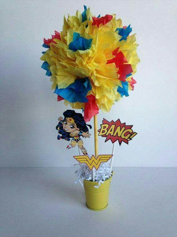 20 best Ideas images on Pinterest Wonder woman birthday Wonder