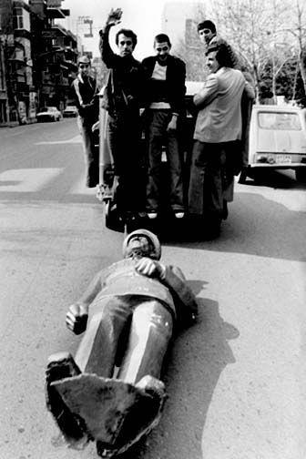THE IRANIAN: Photos of the revolution, Kaveh Golestan