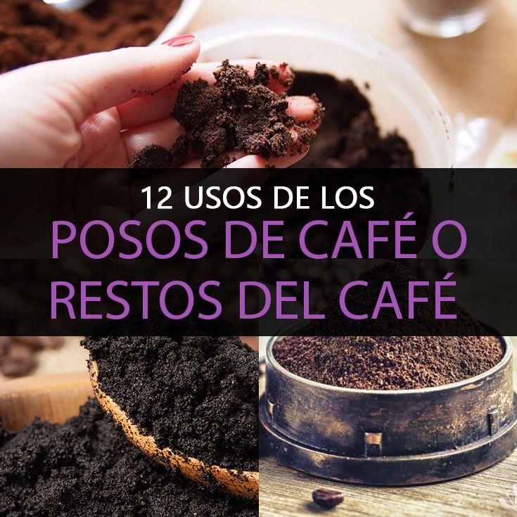 12 Usos De Los Posos De Café o Restos del Café. El #6 Es Genial. - La Guía de las Vitaminas