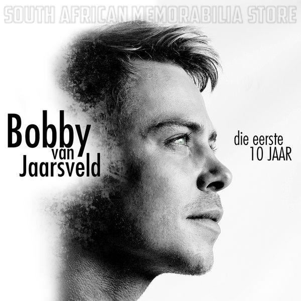 BOBBY VAN JAARSVELD - Die Eerste 10 Jaar - South African CD CDJUKE121 *New*