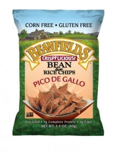 Yum delicious (and gluten free) healthy snacks from #beanfields