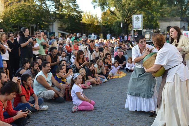 Un barrio movilizado por los 105 años de la Estación Meridiano V Diario El Día - La Plata, Buenos Aires, Argentina