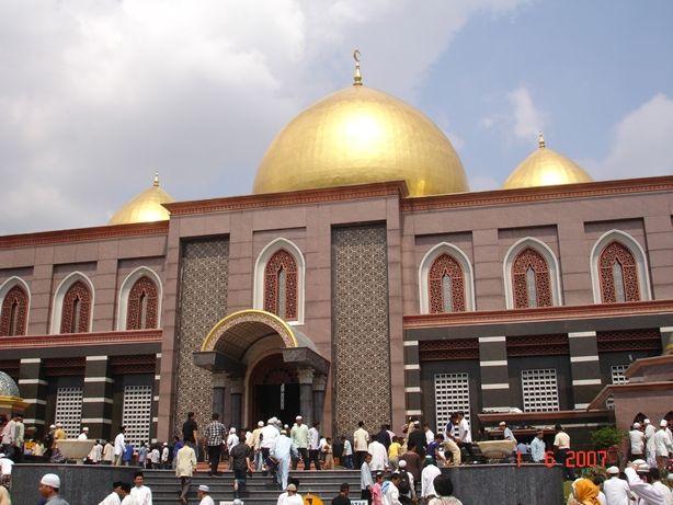 Kubah Mas Mosque, Depok Indonesia