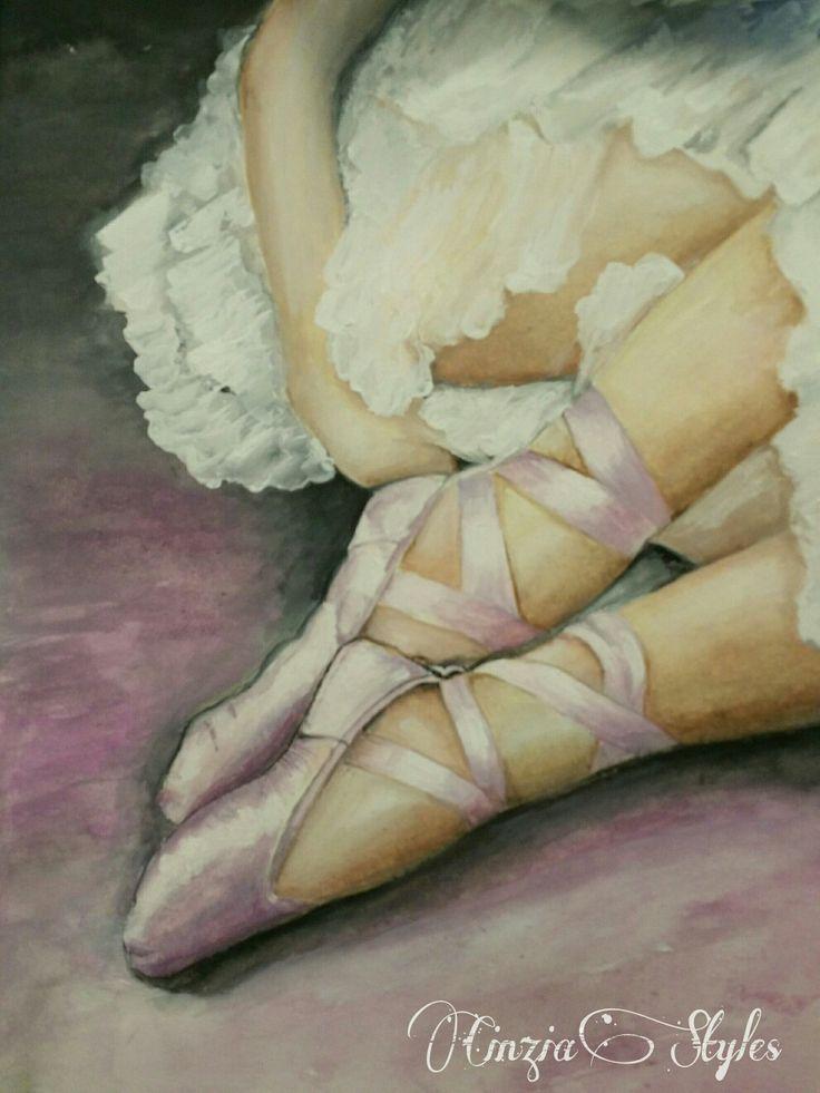 Ballerina  disegno