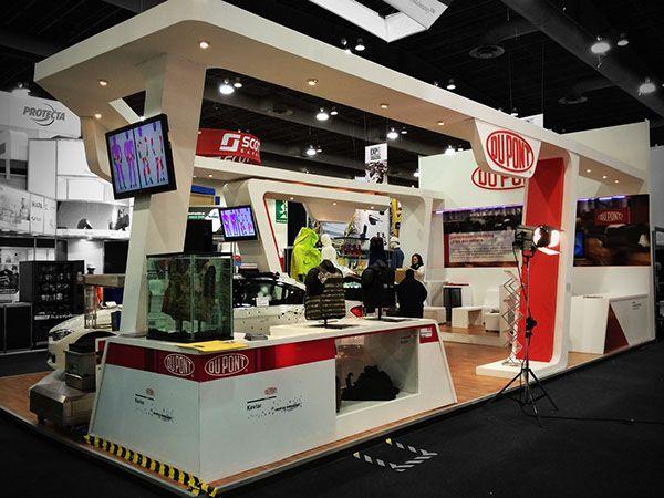 Superb Dupont Expo Seguridad on Behance